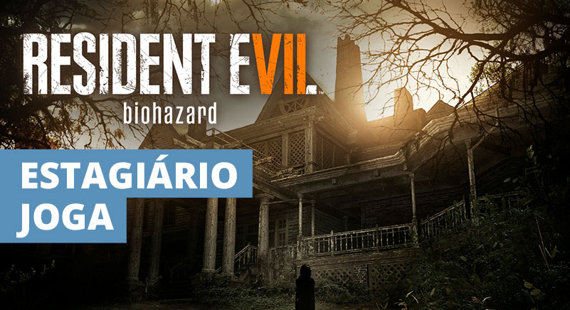 primeira meia hora de Resident Evil 7