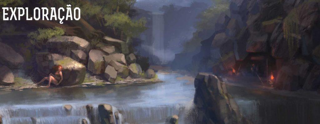 motivos para jogar Wild Terra Online
