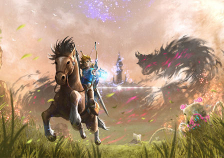 10 jogos parecidos com The Legend of Zelda: Breath of the Wild