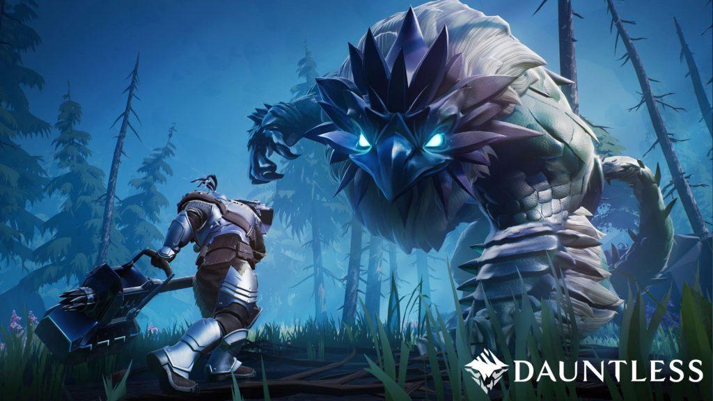 Jogos Grátis para PC - Dauntless