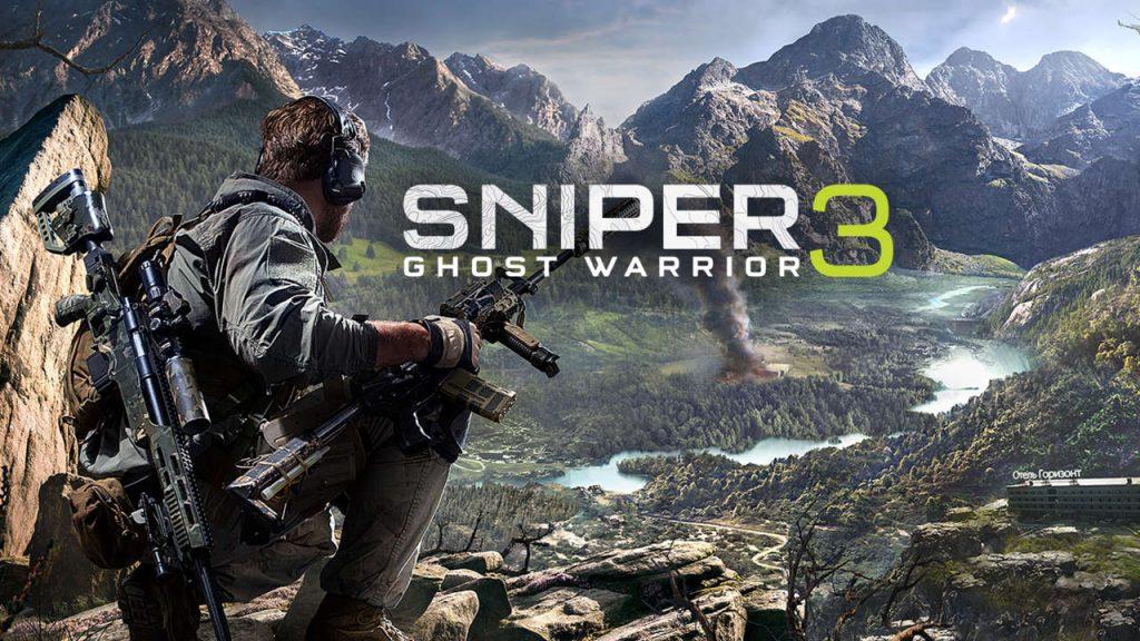Jogos de Tiro - Sniper Ghost 3