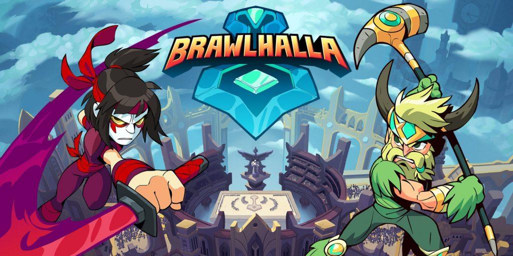 Jogos Grátis para PC - Brawlhalla