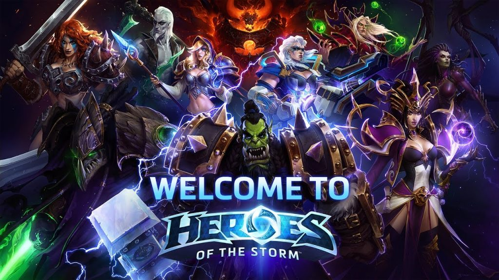 Jogos Grátis para PC - Heroes of the Storm