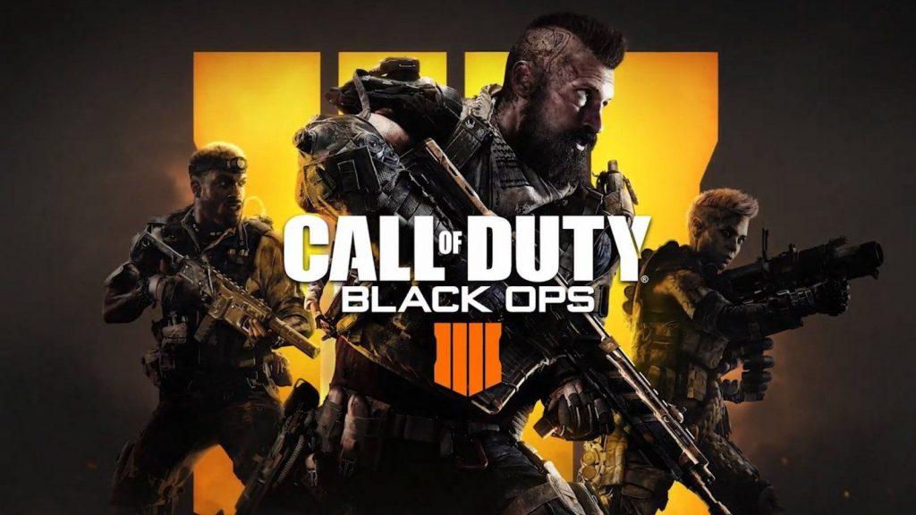 Jogos de Tiro - COD BLACK OPS 4