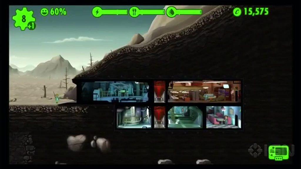 Jogos Grátis para PC - Gameplay de Fallout Shelter