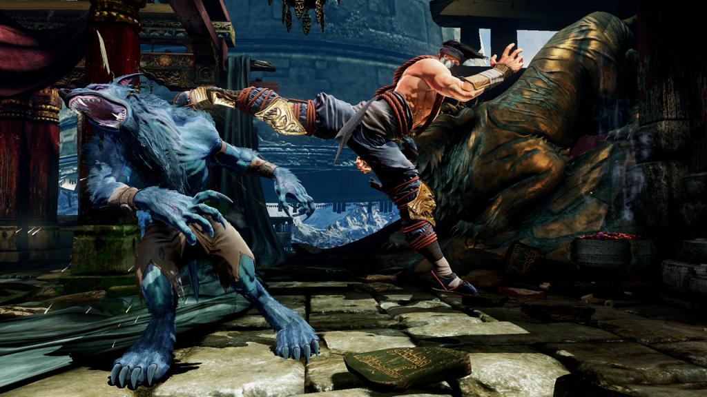 Jogos Grátis para PC - Gameplay de Killer Instinct