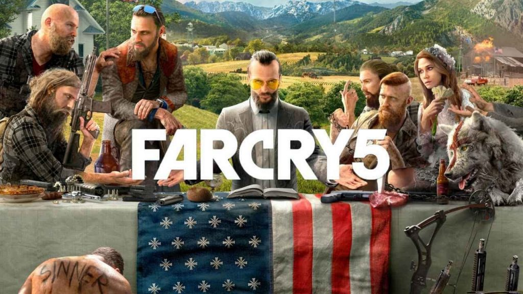 Jogos de Tiro - Far Cry 5