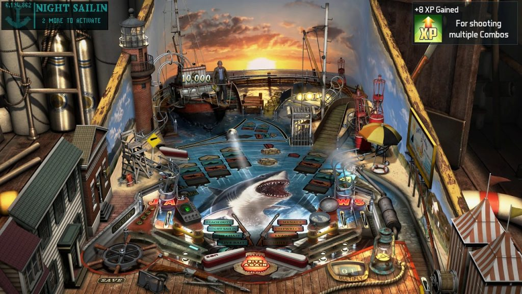 Jogos Grátis para PC - Gameplay de Pinball FX 3
