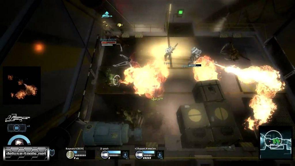 Jogos Grátis para PC - Gameplay de Alien Swarm