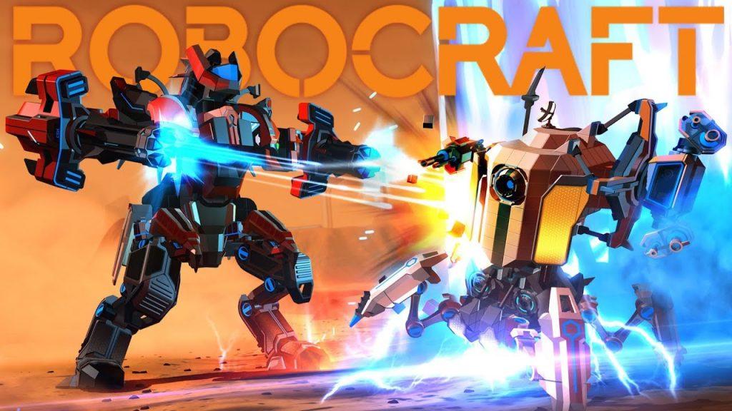 Jogos Grátis para PC - Robocraft