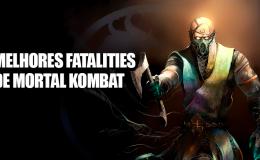 Mortal Kombat - Top 10 Fatalities