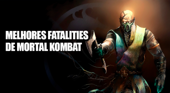 Mortal Kombat - Top 10 Fatalities