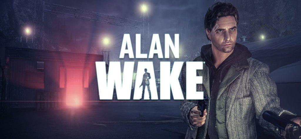 Jogos de Terror - Alan Wake