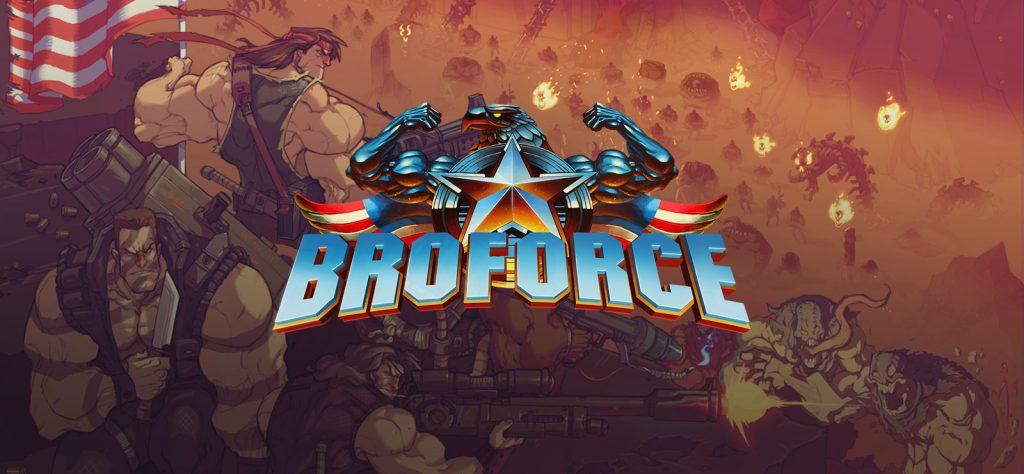 Jogos de Plataforma - Broforce