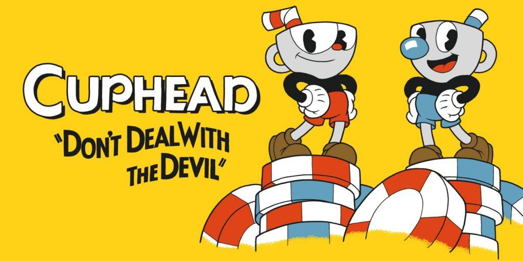 Jogos de Plataforma - Cuphead