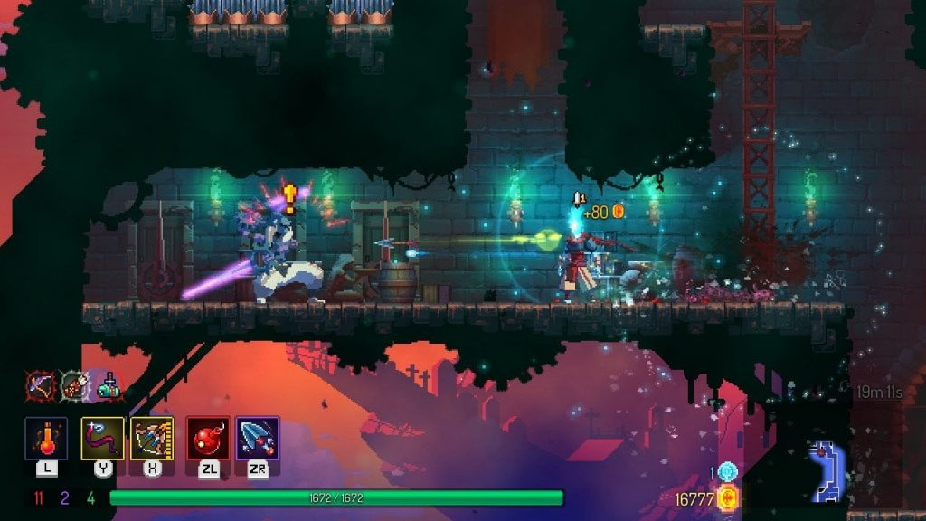 Jogos de Plataforma - Dead Cells