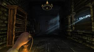 Jogos de Terror - Amnesia