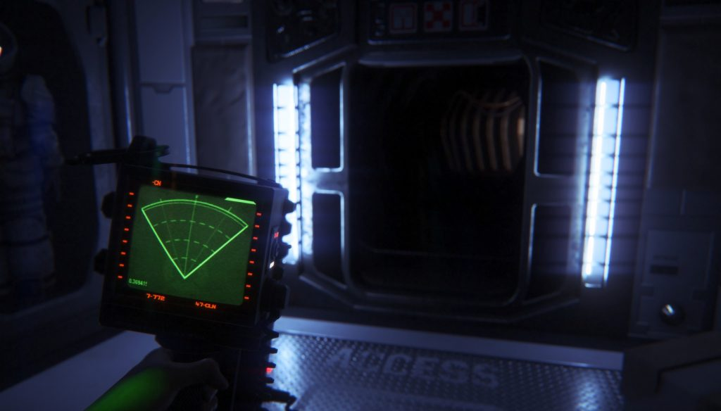Jogos de Terror - Alien Isolation