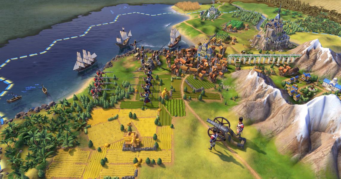 Civilization VI receberá expansão da Etiópia