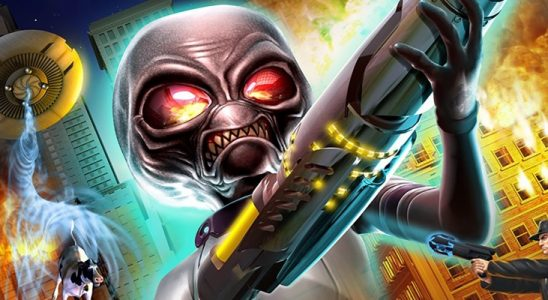 Destroy All Humans e mais novos games do final de julho