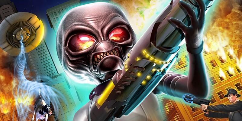 Destroy All Humans e mais novos games do final de julho