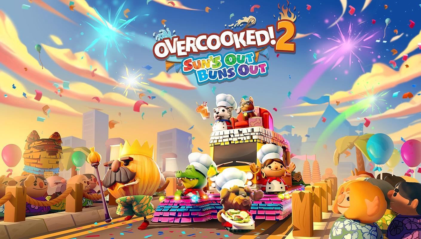 Overcooked! 2 vai ganhar novo DLC gratuito
