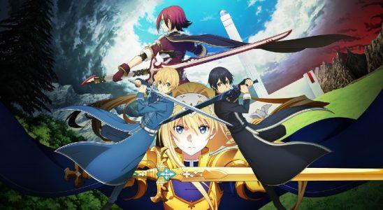 Novo Sword Art Online ganha trailer da história; assista