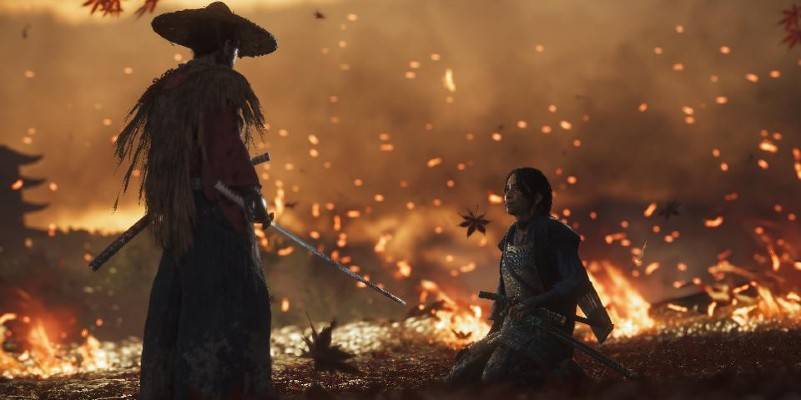 Confira os reviews de Ghost of Tsushima