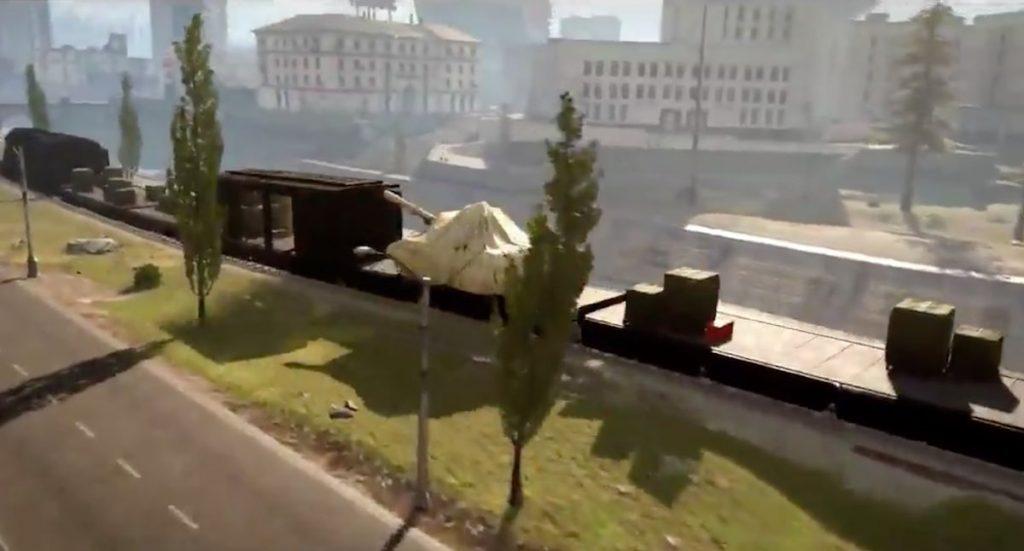 Season 5 de Call of Duty Warzone terá um trem em movimento
