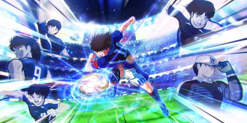 Captain Tsubasa é destaque da semana