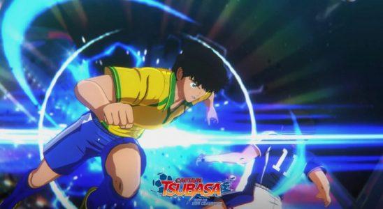 Seleção brasileira no Captain Tsubasa