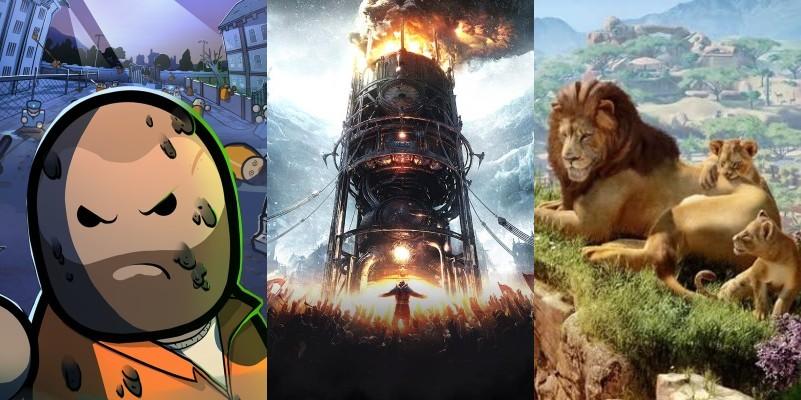 Melhores jogos de gerenciamento para PC em 2020