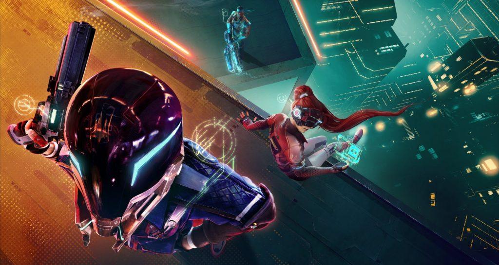 O battle royale Hyper Scape se destaca entre os jogos de agosto