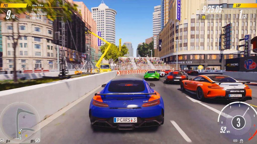 Project Cars 3 é um dos novos jogos de agosto de 2020