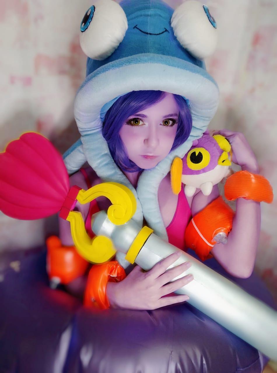 Top Cosplay 6 - Lulu Poolparty - Naoko Cosplay