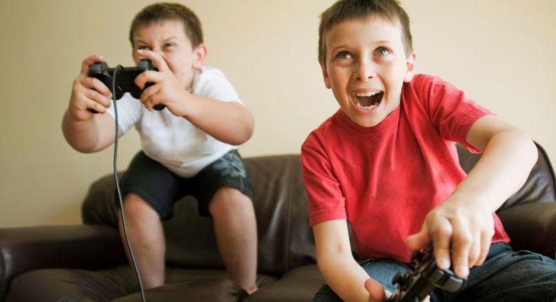 frases que gamers ouvem dos pais