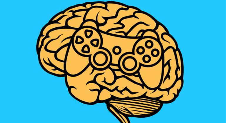 Videogames estimulam e desenvolvem essa habilidade naturalmente em nosso cérebro