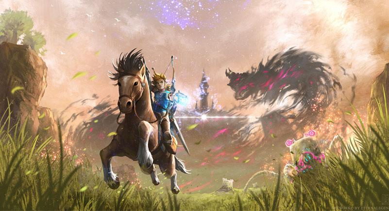 10 jogos parecidos com The Legend of Zelda: Breath of the Wild