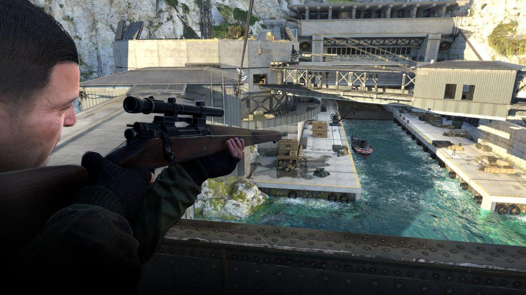 Jogos de Tiro - Sniper Elite 4