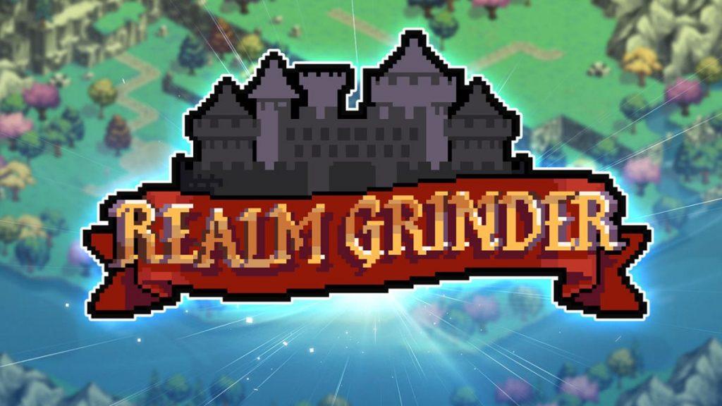 Jogos Grátis para PC - Realm Grinder