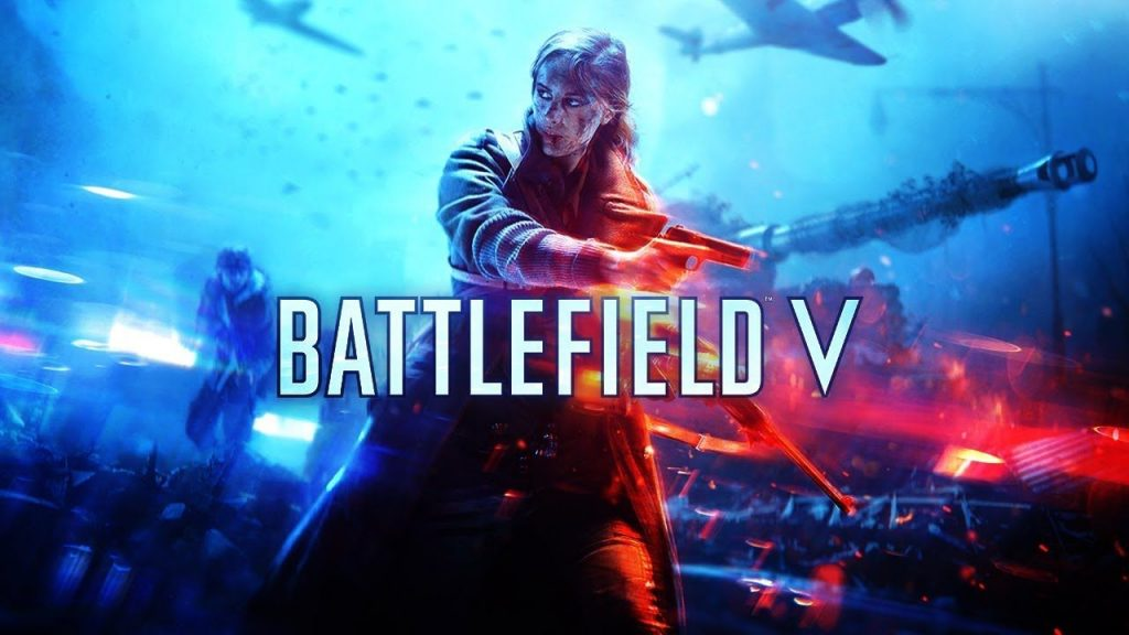 Jogos de Tiro - Battlefield V