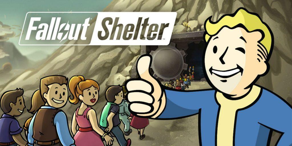 Jogos Grátis para PC - Fallout Shelter