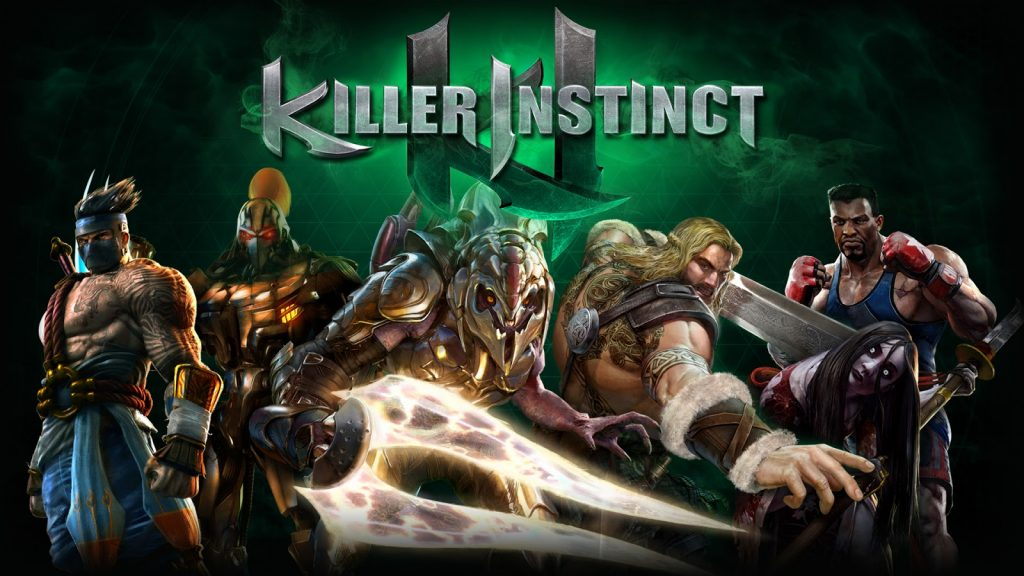 Jogos Grátis para PC - Killer Instinct