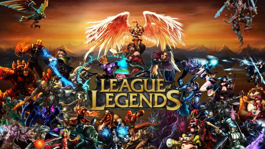 Jogos Grátis para PC - League of Legends
