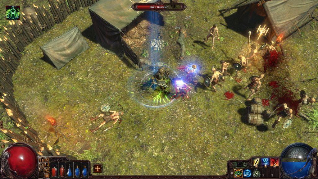Jogos Grátis para PC - Gameplay de Path of Exile