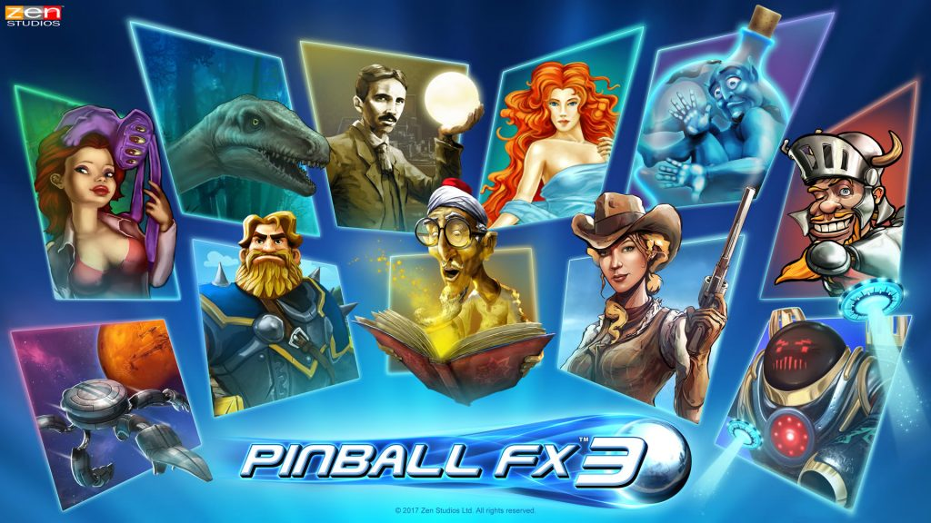Jogos Grátis para PC - Pinball FX3