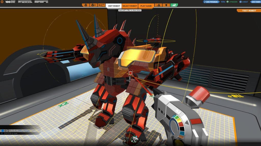 Jogos Grátis para PC - Gameplay de RoboCraft