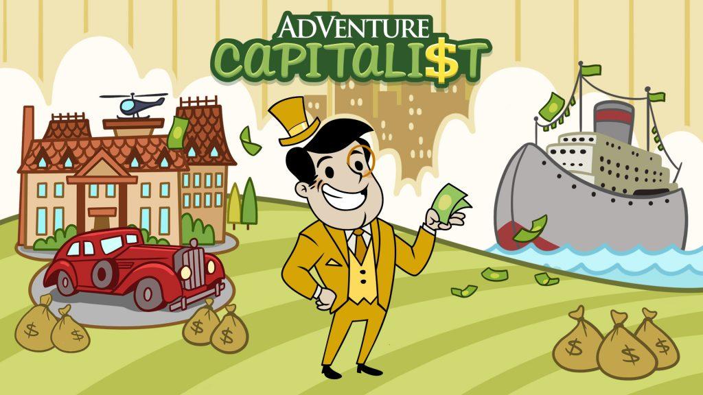 Jogos Grátis para PC - AdVenture Capitalist