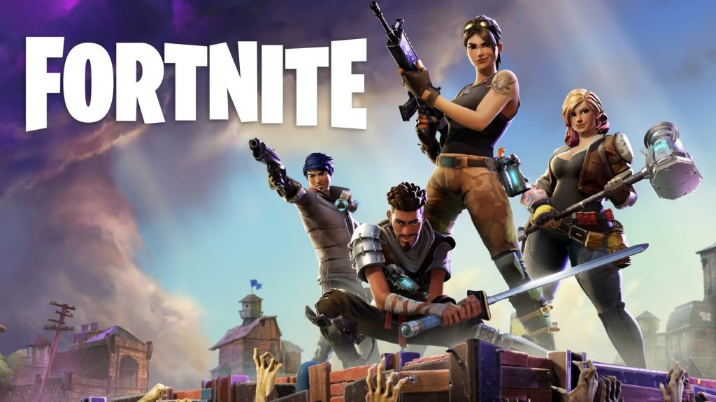 Jogos Grátis para PC - Fortnite
