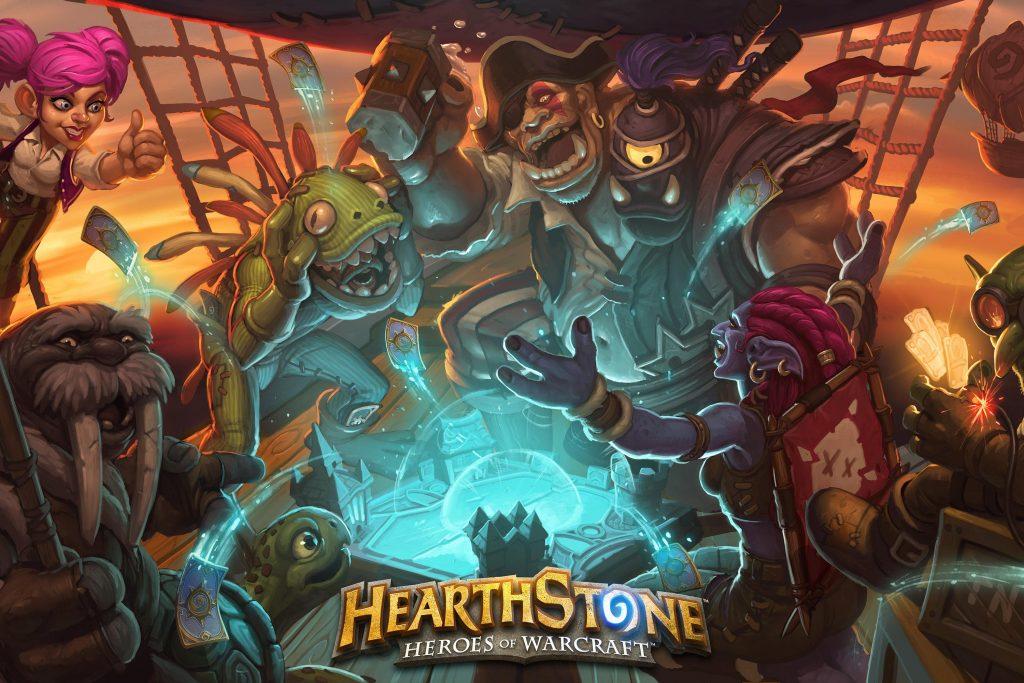 Jogos Grátis para PC - Hearthstone